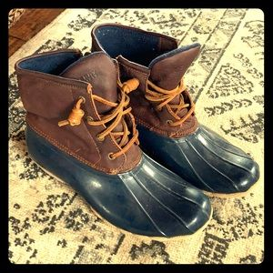 Sperry Topsiders Boots